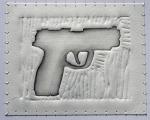 gun art exhibit
