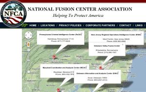 Area Fusion Centers