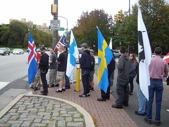 Photo of 2009 Celebration, via Leif Erikson Day bog