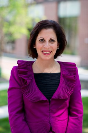 Claire Finkelstein, Claire Finkelstein, Penn Law's Algernon Biddle Professor of Law and CERL founder. Photo: Penn