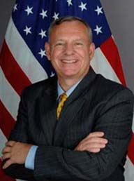 Ambassador Dell Dailey (Ret.), CERL advisory board member and consultant to private industry