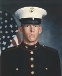 Mike Whiter, United States Marine
