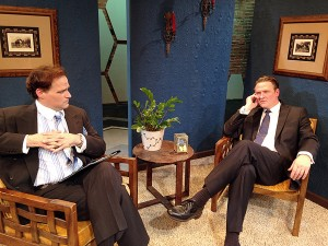 Theater review: Frost/Nixon