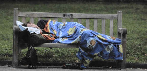 Study on homelessness proposed in Pa.