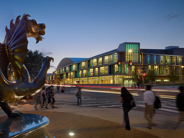 Drexel University campus. Photo: Drexel