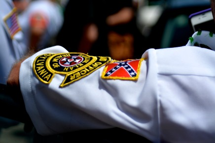 Tacony Ku Klux Klan Rally Shouted-Down by CommunityMembers