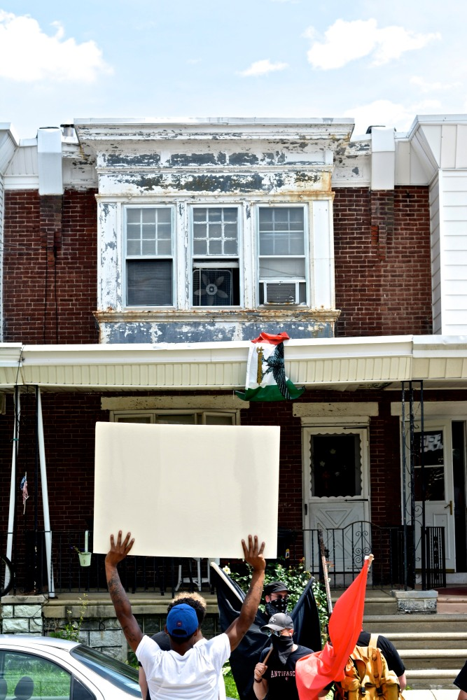 Tacony Ku Klux Klan Rally Shouted-Down by Community Members (5/5)