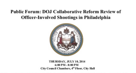 Philly Disclosure Ep.1: Police Advisory Commission Executive Director KelvynAnderson