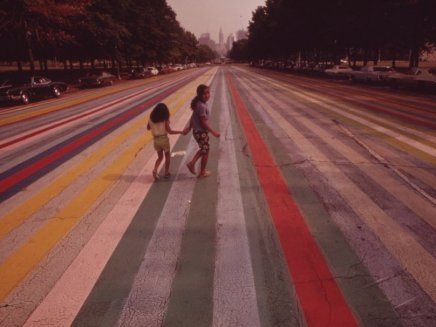 What Philadelphia Was Like In The Summer Of 1973(PHOTOS)