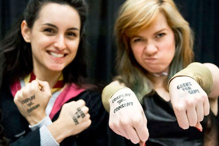 Three Philly women seek civility on the street and equality in the world of geekdom