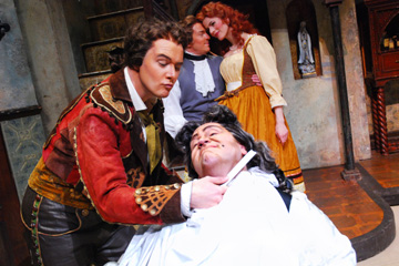 Barber of Seville on the Mall this weekend