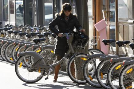 Bike-Sharing Program to Launch in Early2015