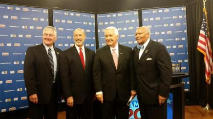 Corbett and Wolf Faced Off in Debate Today – and Media ChimesIn