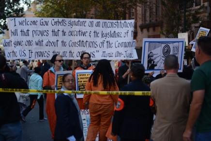 """Center City Sees Dueling Rallies over """"Revictimization"""" Bill"""