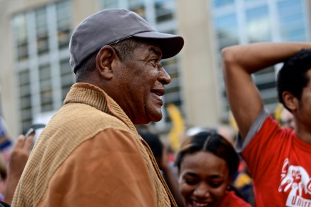 Faces of a Protest: Thursday's #phled Rally in Photos