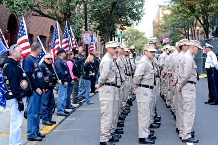 Vigil Held for Slain Philly Police Officer DanielFaulkner