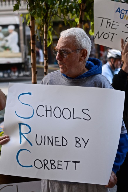 In Surprise Move, SRC Cancels Teachers Union Contract, Forcing Legal Fight