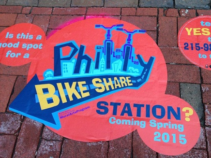 City Urges Input for Philly Bike ShareLocations