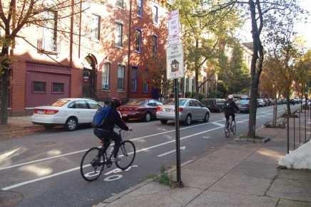 Report: Increased Bicycle Commuting to Center City