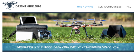 Update on Craigslist Ad for Drone Pilots, and the State of UAVs inPhilly