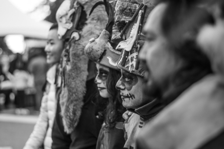 Sights and Sounds: Dia de los Muertos (Day of the Dead) Returns to South Street