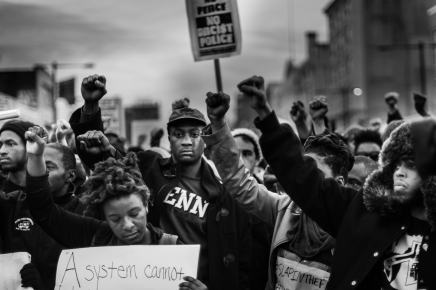 [Photo Gallery] Two days Of Philadelphia #Ferguson Solidarity Protests