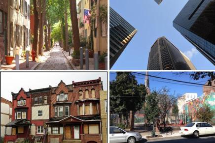 Billy Penn's Philly NeighborhoodIndex