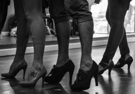 [Part 2] Burlesque Troupe Cabaret Administration Preps for 'Nutcracker' (And Yep, StillNSFW)