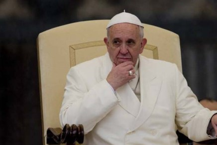 Commissioner Backs Off No Vacation Order During Pope Visit