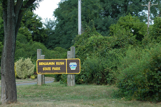 Benjamin Rush State Park. Photo: cngodles/Flickr. CC BY-NC-SA 2.0