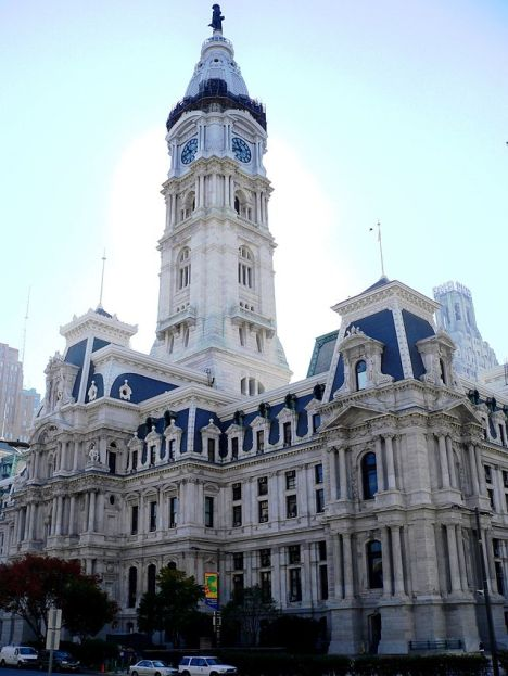 City Hall, 2006. Photo: Versatile Aure/Wikimedia Creative Commons