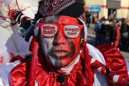 Enough with the #PhillyShrug: These Mummers Cannot beReformed
