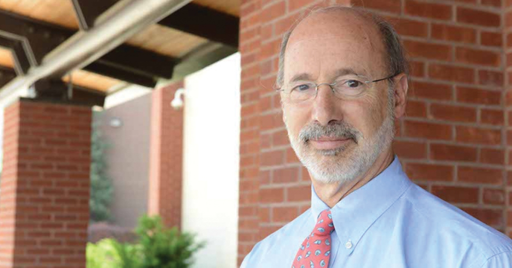 Governor-elect Tom Wolf. Photo: Wolf for PA