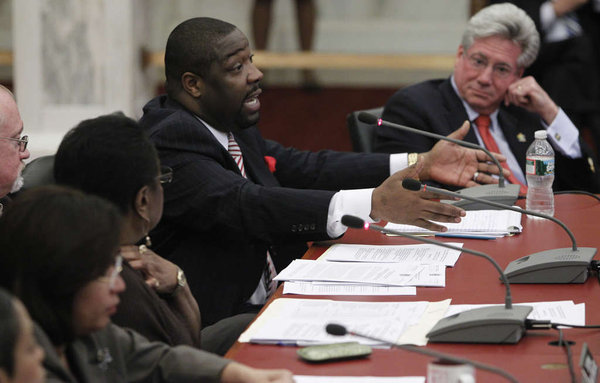 Councilman Kenyatta Johnson. Photo: The Inquirer/Hidden City Philadelphia