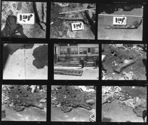 Contact Prints, Box 1-16, PSIC Collection
