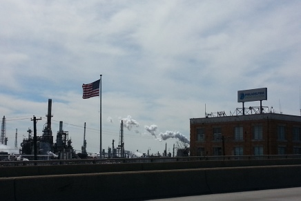 New Pollution Violations for Controversial Philly Refinery, as Pump Fire Clouds Holiday Weekend