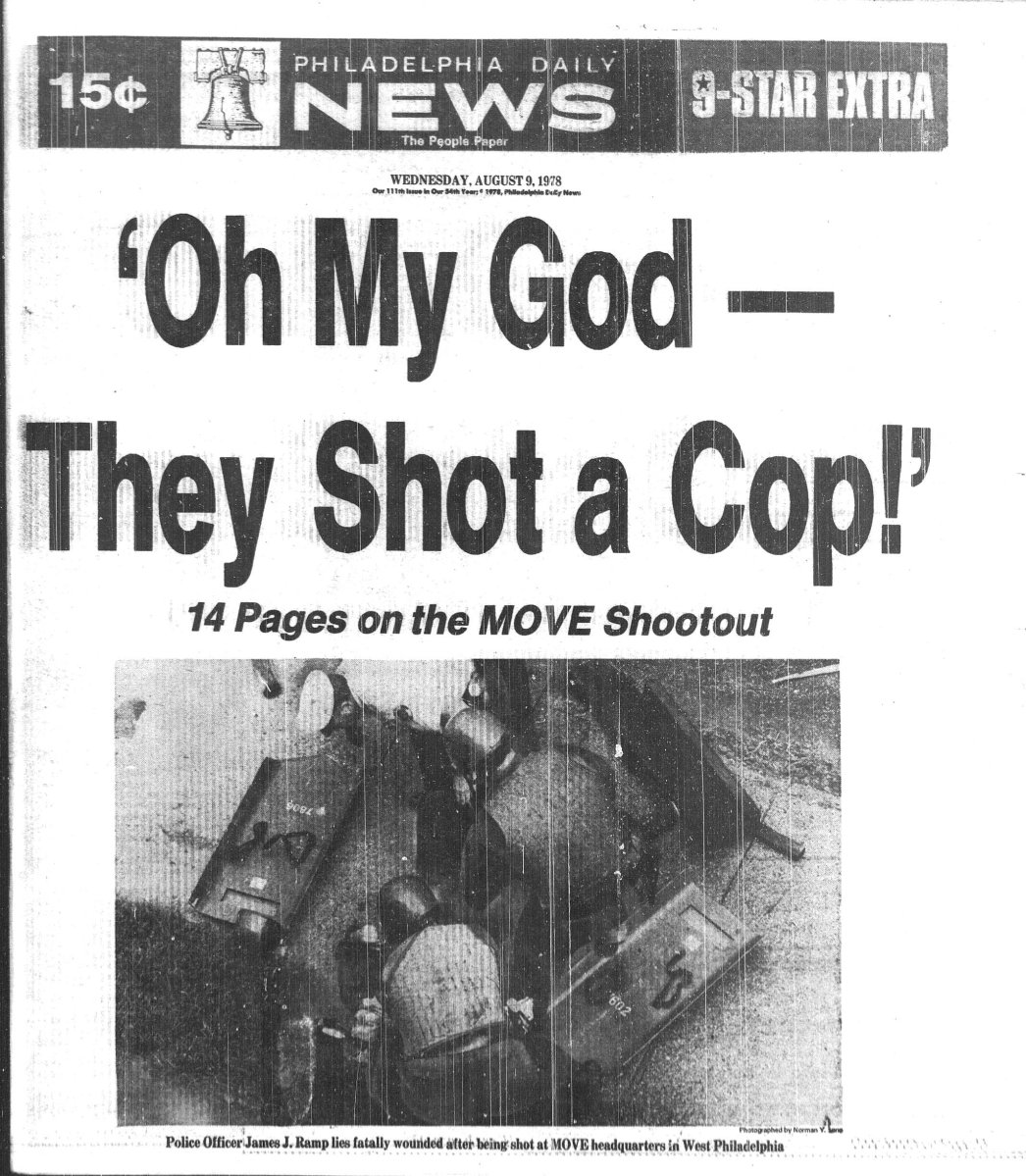 "9 Convictions for 1 Death: Inside the Case of the ""MOVE 9"""
