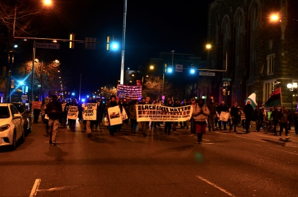 Philly Black Lives Matter Protesters Block Erie Ave at Broad, Second Misconduct Suit in Minneapolis Slaying