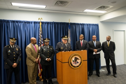 Justice Department Releases Interim Report on Philly Use of Force Reform