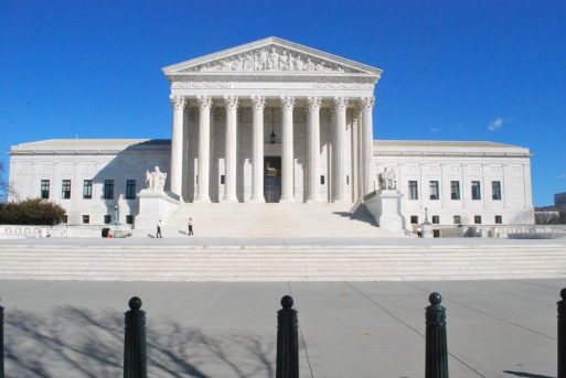 U.S. Supreme Court. Photo by Jack Grauer.