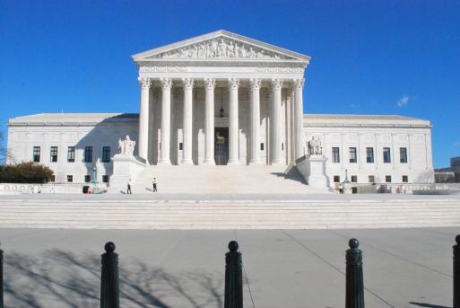 U.S. Supreme Court. Photo by Jack Grauer.