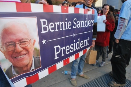 Ugly Sanders Banner