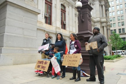 Philadelphia Denies Kensington-Based Activists Permit for Economic Justice Rally at 2016 DNC
