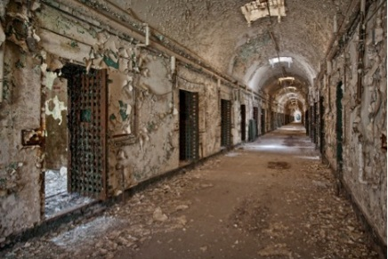 On-Again, Off-Again at Holmesburg Prison