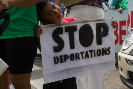 DNC Day One: Immigrant Rights Advocates Call on Clinton to End Deportations