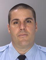 Former Philadelphia Police Officer Christopher Hulmes. Photo courtesy of the Philadelphia Police Department.