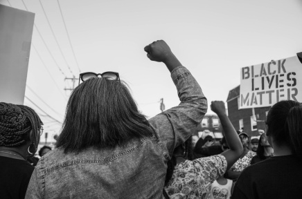 In Photos: Protest Against Philly Police Shooting of David Jones