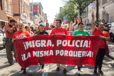 In Photos: Defend DACA Rally and March