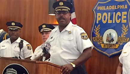 carl holmes philadelphia police sex scandal